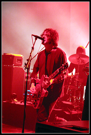 2003-11-18 - Black Rebel Motorcycle Club performs at Cirkus, Stockholm