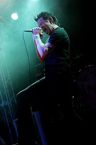 2005-02-16 - Adlers Apetite spelar på Sticky Fingers, Göteborg