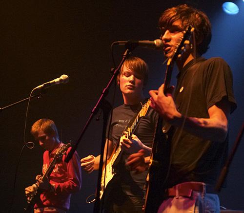 2004-02-07 - The Fermats performs at Fryshuset, Stockholm