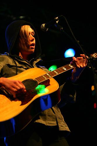 2005-07-22 - Anna Ternheim spelar på Trästockfestivalen, Skellefteå
