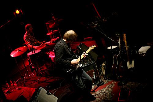2005-12-01 - Christian Kjellvander performs at Södra Teatern, Stockholm