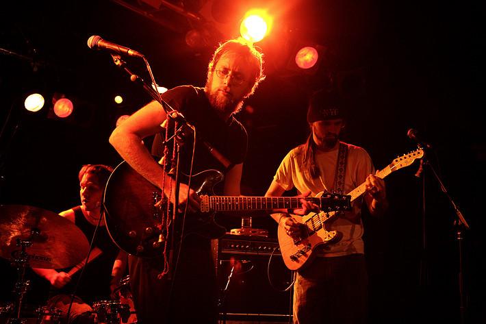 2007-04-10 - Akron Family performs at Debaser Slussen, Stockholm