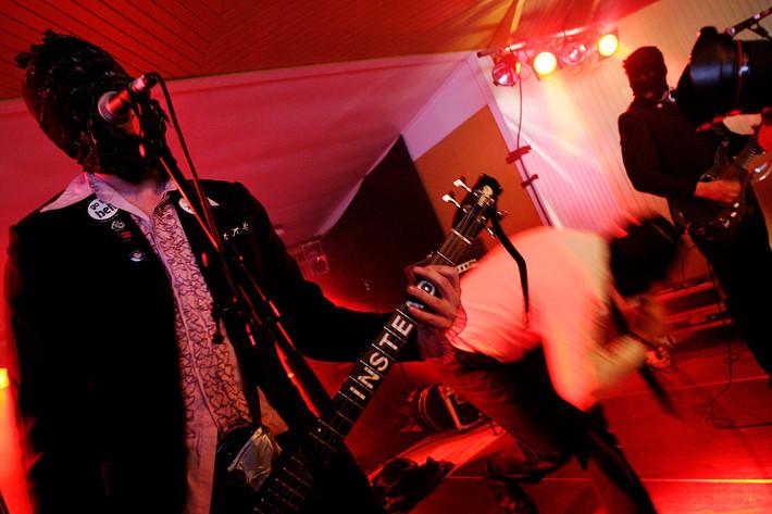 2005-07-15 - Henry Fiat's Open Sore spelar på Arvikafestivalen, Arvika
