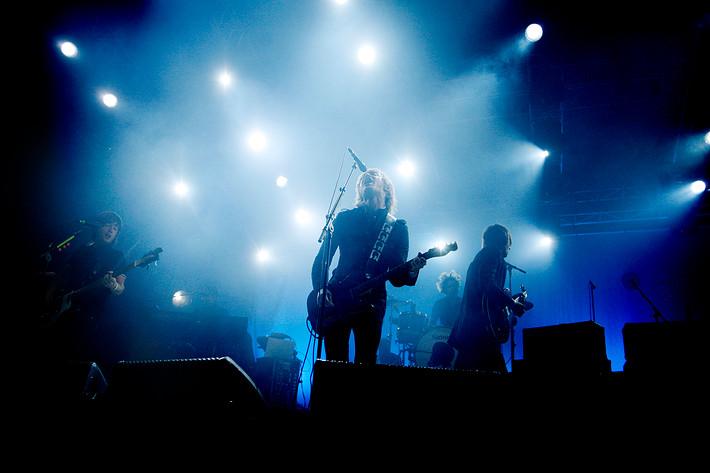 2007-07-06 - Mando Diao spelar på Roskildefestivalen, Roskilde