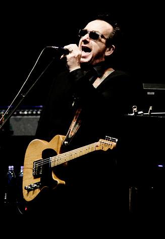 2007-06-23 - Elvis Costello performs at Dalhalla, Rättvik