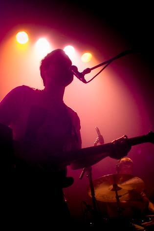 2007-09-14 - Apparat performs at Babel, Malmö