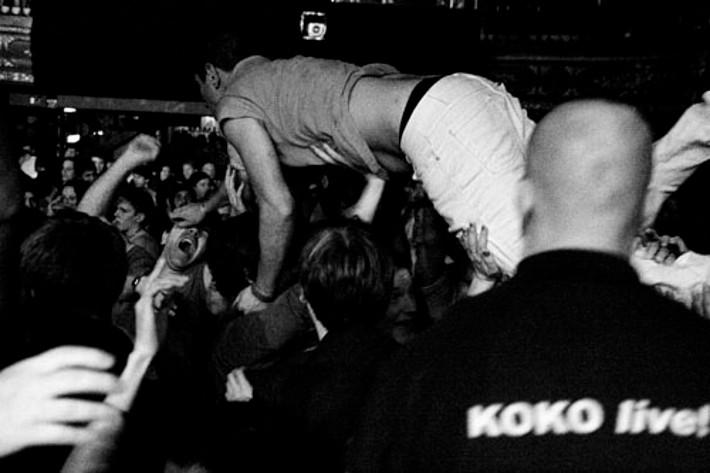 2008-05-09 - Dead Kids spelar på Koko, London
