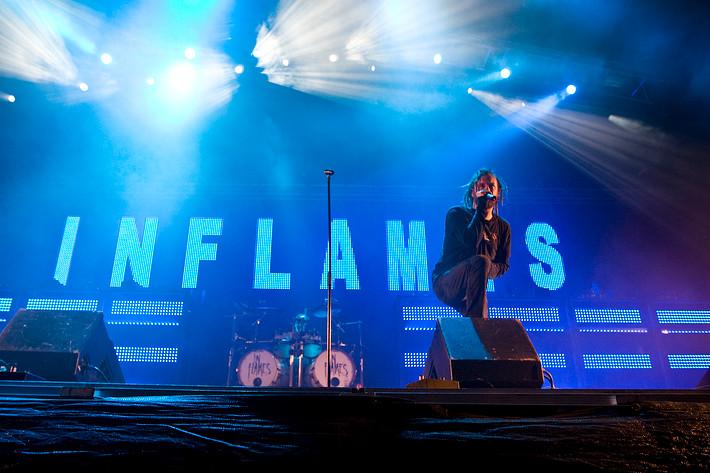 2008-06-28 - In Flames spelar på Metaltown, Göteborg