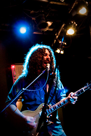 2008-10-01 - A Silver Mount Zion performs at Debaser Malmö, Malmö