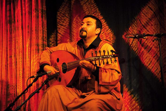 2009-02-08 - 3Ma spelar på Stallet, Stockholm