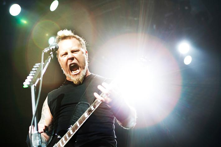 2009-03-07 - Metallica spelar på Globen, Stockholm