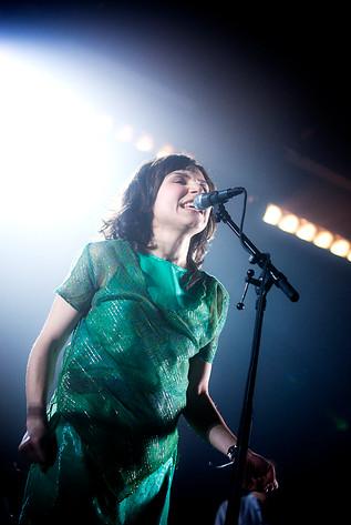 2009-03-22 - Laleh spelar på Lisebergshallen, Göteborg