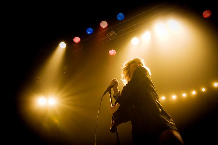 2009-04-02 - The Sounds spelar på Stora Teatern, Göteborg