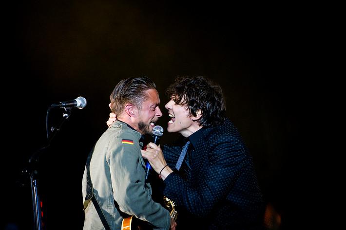 2009-06-27 - Håkan Hellström spelar på Peace & Love, Borlänge
