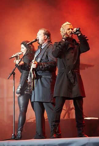 2009-07-02 - Ace Of Base performs at Sundsvalls gatufest, Sundsvall