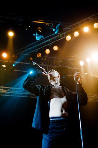2009-07-04 - DAF performs at Arvikafestivalen, Arvika