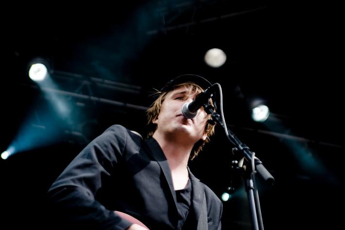 2009-07-10 - Markus Krunegård spelar på Hultsfredsfestivalen, Hultsfred