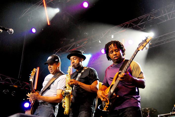 2009-07-17 - SMV performs at Stockholm Jazz Festival, Stockholm