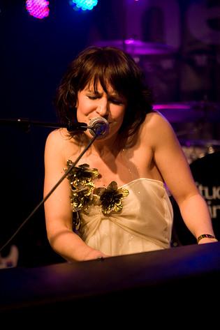 2010-03-26 - Anna Hamilton performs at Umeå Open, Umeå