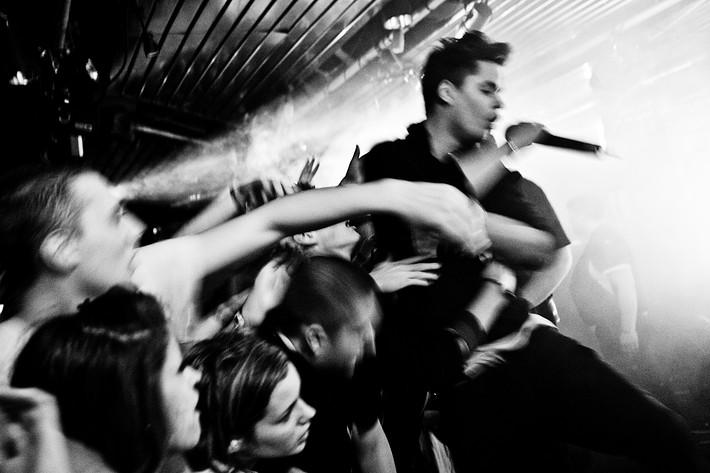 2010-03-27 - Maskinen performs at Umeå Open, Umeå
