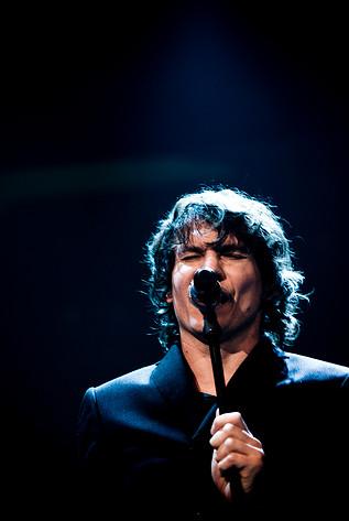 2010-11-06 - Håkan Hellström spelar på Scandinavium, Göteborg