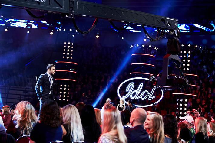 2010-11-26 - Idol spelar på Malmö Arena, Malmö