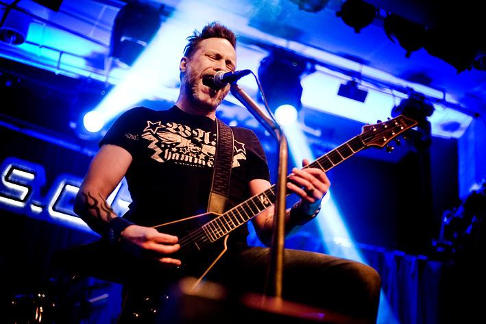 2011-03-26 - Mustasch spelar på Valhall, Skövde
