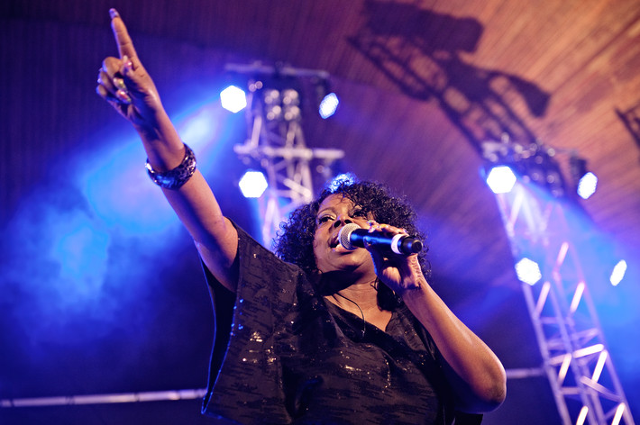 2011-06-19 - Angie Stone performs at Stockholm Jazz Festival, Stockholm