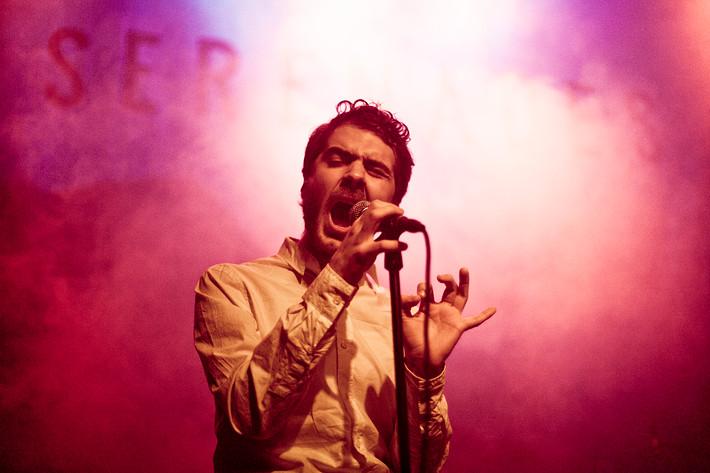 2011-12-02 - Dante performs at Babel, Malmö