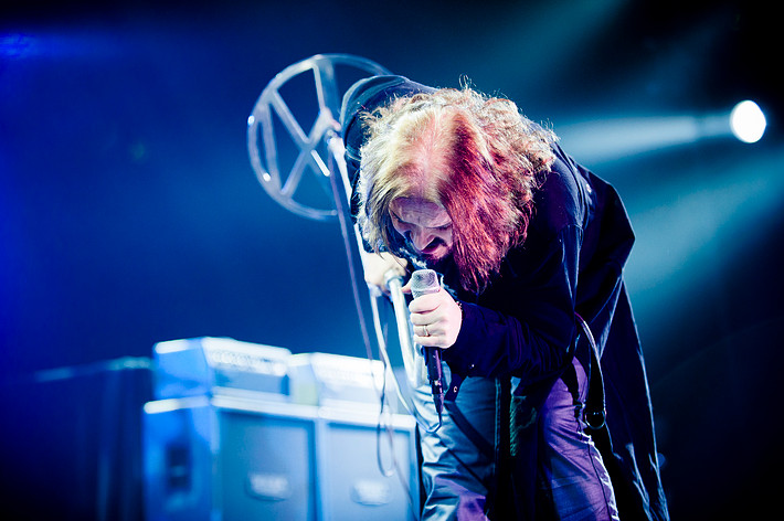 2012-01-25 - Dream Theater performs at Hovet, Stockholm