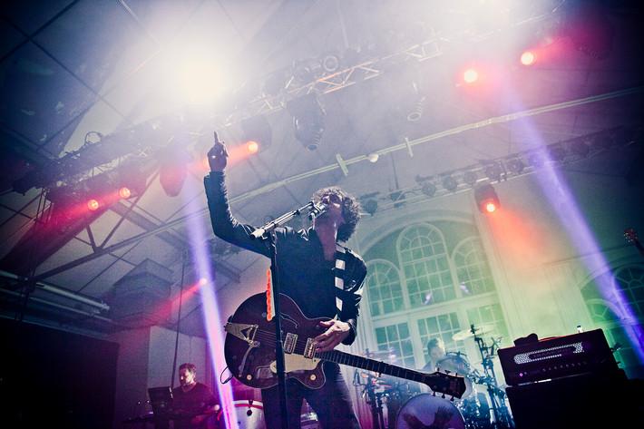 2012-02-23 - Snow Patrol performs at Münchenbryggeriet, Stockholm