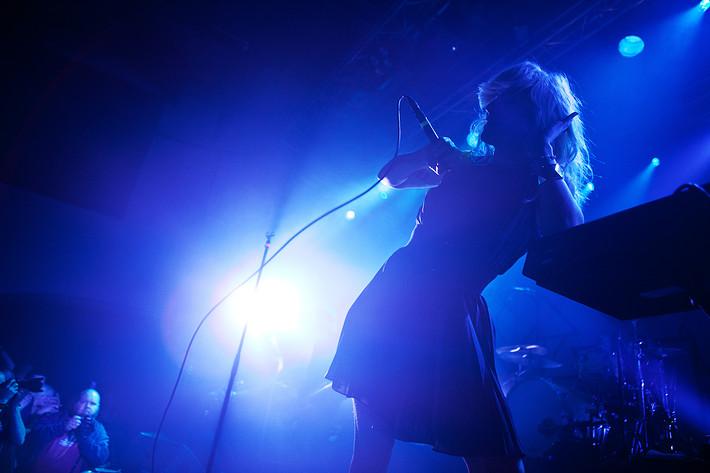 2012-02-29 - The Sounds performs at Debaser Medis, Stockholm