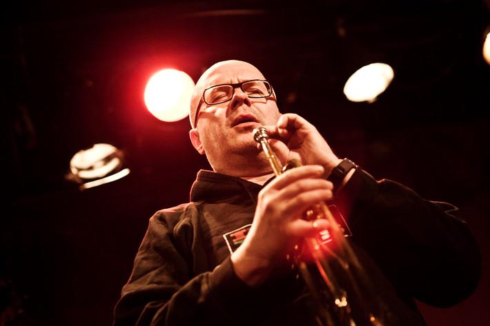 2012-03-20 - Anders Hagberg Quartet & Joint Venture spelar på Fasching, Stockholm