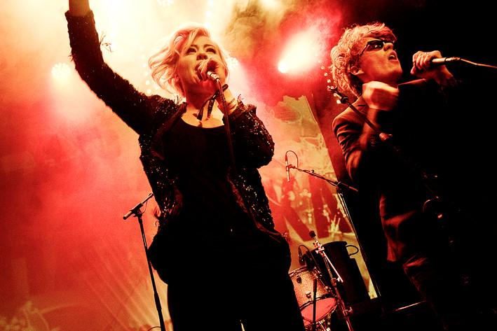 2012-03-30 - Navet performs at Umeå Open, Umeå