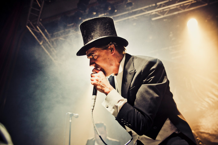 2012-03-31 - The Hives spelar på Debaser Medis, Stockholm