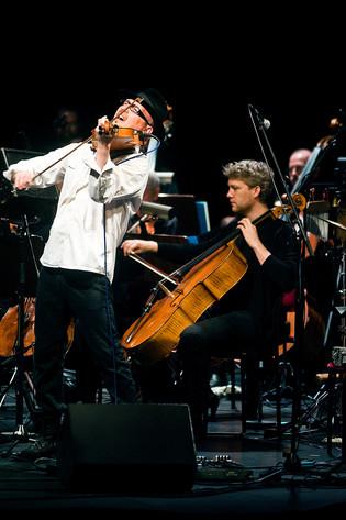 2012-04-12 - Kroke & Västerås Sinfonietta spelar på Södra Teatern, Stockholm