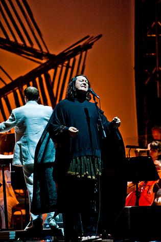 2012-08-03 - Antony and the Johnsons performs at Stockholm Music & Arts, Stockholm