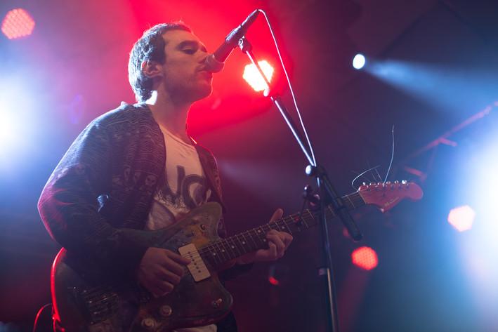 2012-08-18 - Avi Buffalo performs at Malmöfestivalen, Malmö