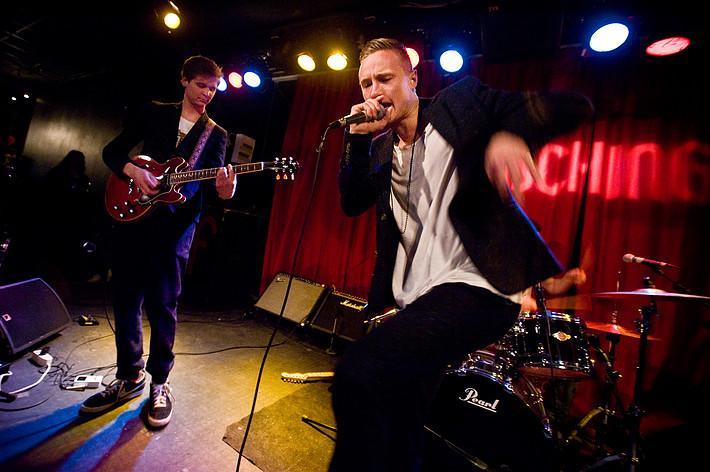 2013-01-18 - Alfons X spelar på Fasching, Stockholm