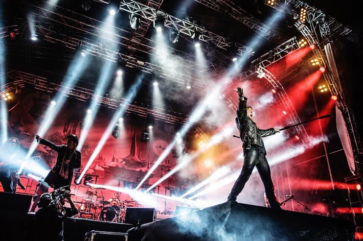 2013-06-08 - Avantasia performs at Sweden Rock Festival, Sölvesborg