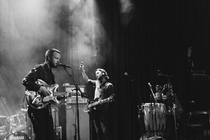 2014-05-30 - Albert spelar på Øresundsfestival, Malmö