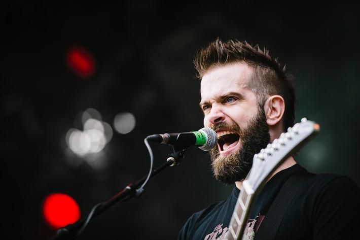 2014-06-06 - Annihilator spelar på Sweden Rock Festival, Sölvesborg