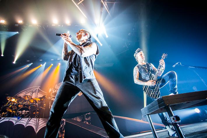 2014-06-24 - Avenged Sevenfold spelar på Scandinavium, Göteborg