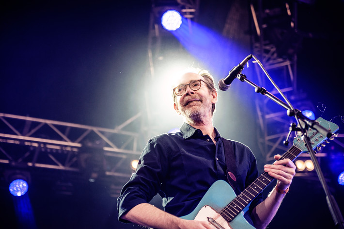 2014-07-06 - Arto Lindsay performs at Roskildefestivalen, Roskilde