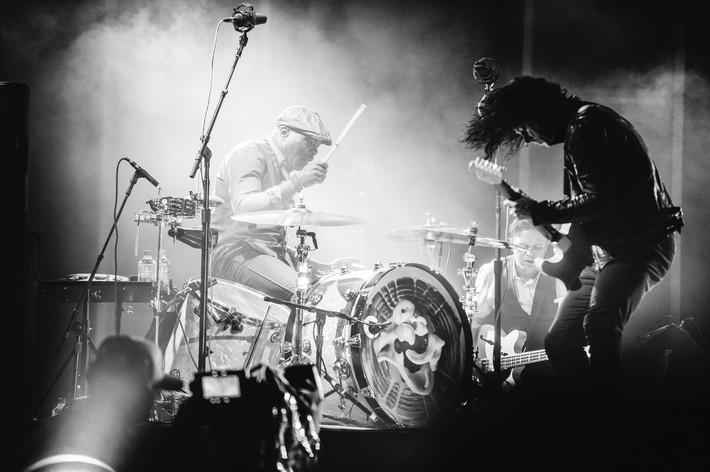 2014-07-06 - Jack White performs at Roskildefestivalen, Roskilde