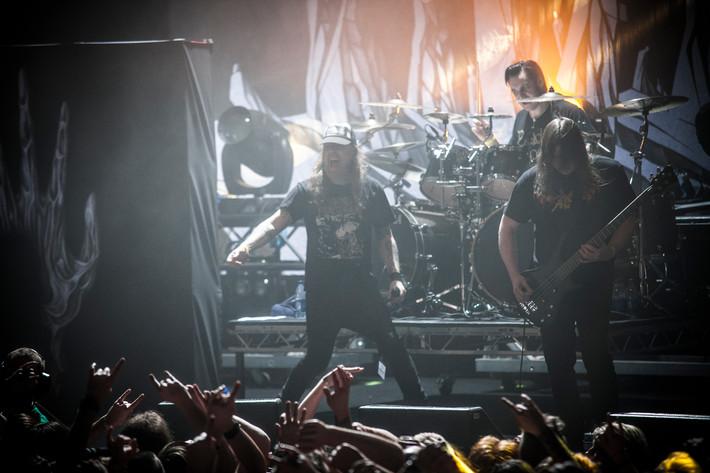 2015-02-28 - At the Gates spelar på House of Metal, Umeå