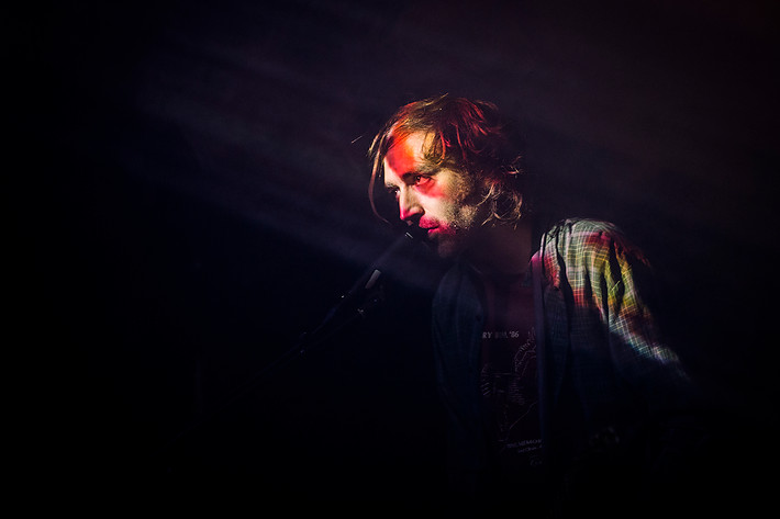 2015-05-01 - A Place to Bury Strangers performs at Debaser Hornstulls Strand, Stockholm