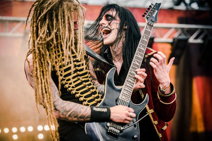 2015-06-06 - Avatar spelar på Sweden Rock Festival, Sölvesborg