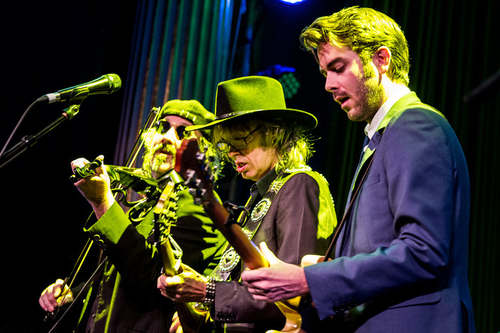 2015-10-09 - The Waterboys performs at Nalen, Stockholm