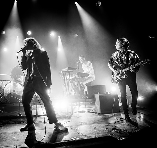 2016-01-23 - Deportees performs at Cirkus, Stockholm